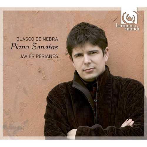 Perianes: Blasco de Nebra - Piano Sonatas (24/44 FLAC)