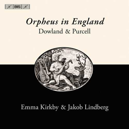 Emma Kirkby, Jakob Lindberg: Dowland & Purcell - Orpheus in England (24/44 FLAC)