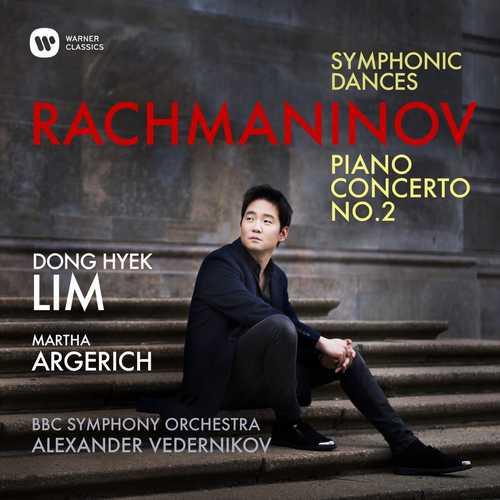 Lim, Argerich: Rachmaninov - Piano Concerto no.2, Symphonic Dances (24/192 FLAC)