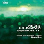 Lintu: Lutosławski - Symphonies no. 2 & 3 (24/96 FLAC)