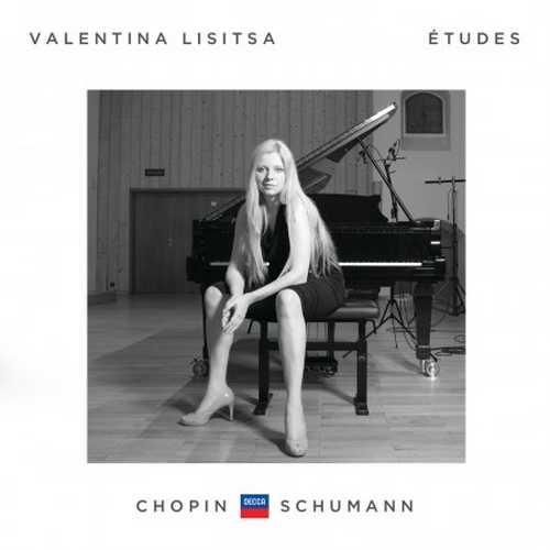 Lisitsa: Chopin, Schumann - Études (24/96 FLAC)