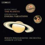 Litton: Holst - The Planets, Elgar - Enigma Variations (24/96 FLAC)