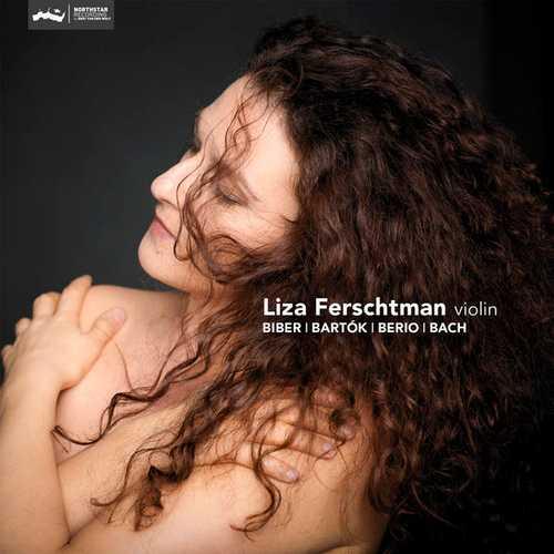 Liza Ferschtman: Biber, Bartók, Berio, Bach (24/96 FLAC)