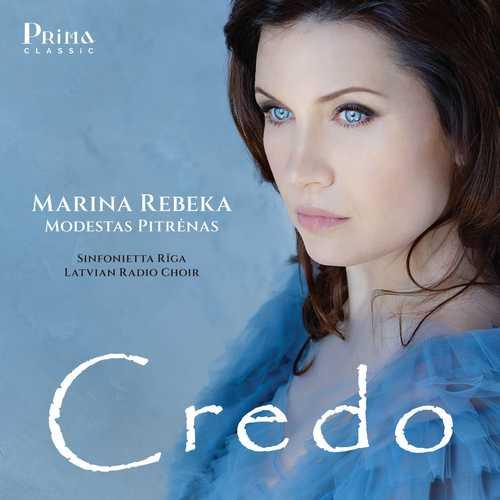 Marina Rebeka - Credo (24/96 FLAC)