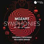 Minasi: Mozart - Symphonies no.39-40-41 'Jupiter' (24/96 FLAC)