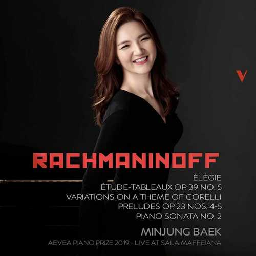 MinJung Baek: Rachmaninoff - Piano Works (24/88 FLAC)