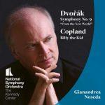 Noseda: Dvořák - Symphony no.9, Copland - Billy the Kid (24/96 FLAC)