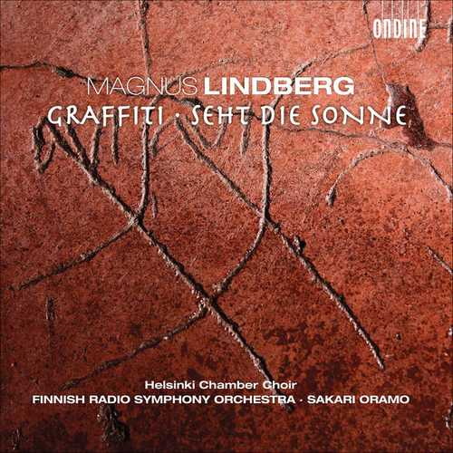Oramo: Lindberg - Graffiti, Seht die Sonne (24/96 FLAC)