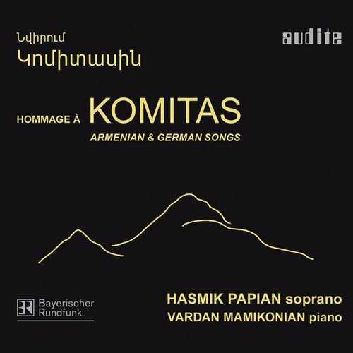 Hasmik Papian, Vardan Mamikonian: Hommage à Komitas (24/44 FLAC)