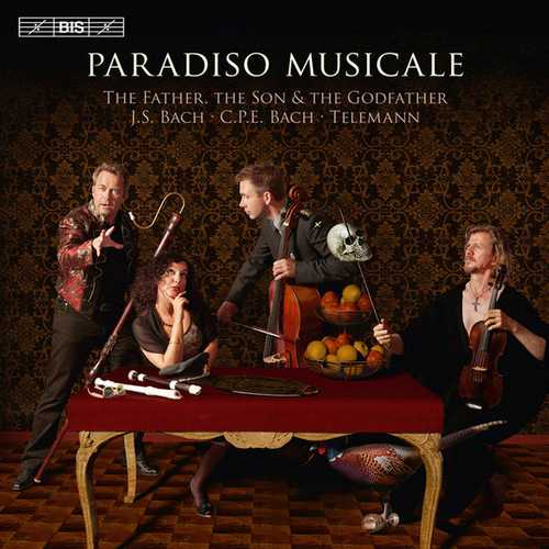 Paradiso Musicale: The Father, the Son & the Godfather (24/44 FLAC)