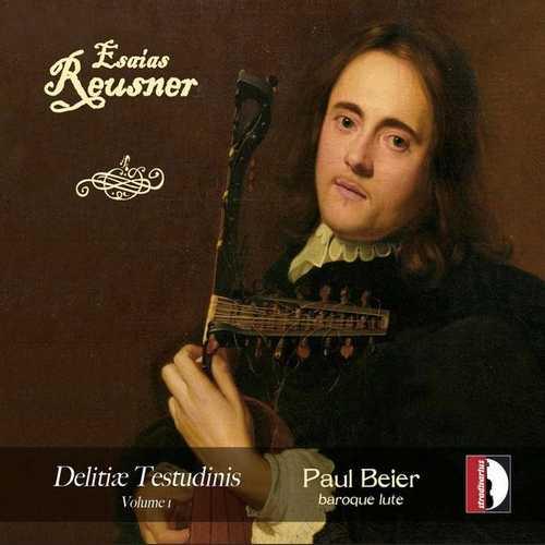 Paul Beier: Esajas Reusner - Delitiae testudinis vol.1 (24/96 FLAC)
