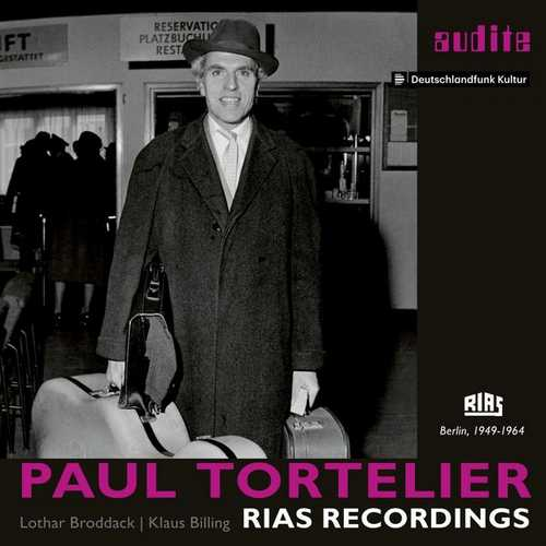 Paul Tortelier - RIAS Recordings (24/48 FLAC)