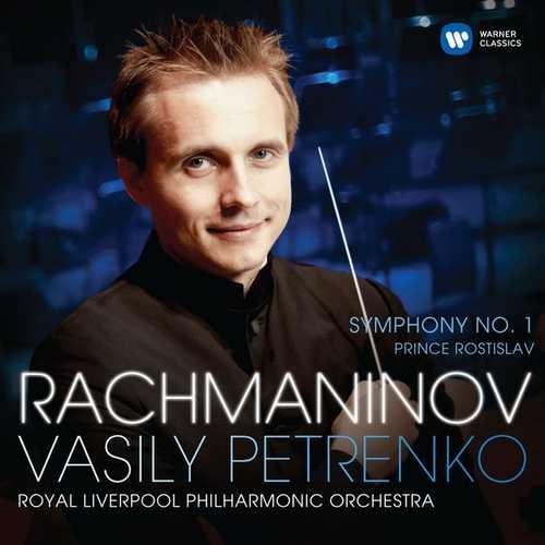 Petrenko: Rachmaninov - Symphony no.1, Prince Rostislav (24/96 FLAC)