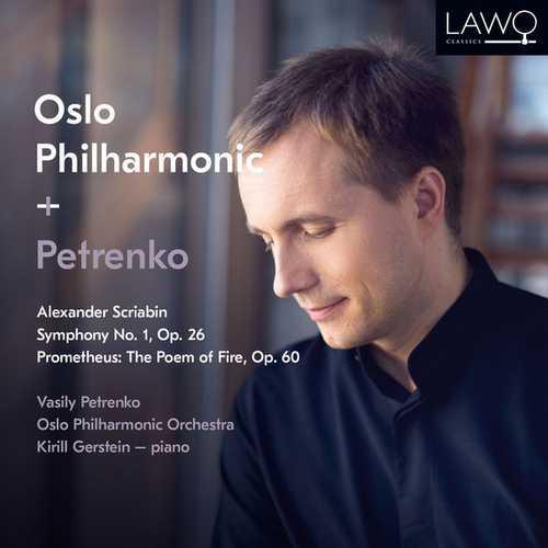 Petrenko: Scriabin - Symphony no.1, Prometheus (24/48 FLAC)