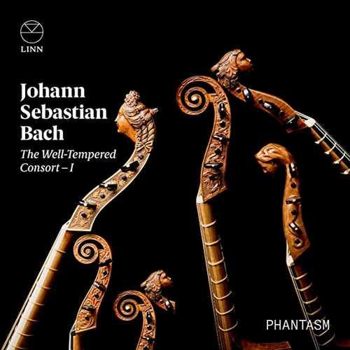 Phantasm: Bach - The Well-Tempered Consort – I (24/192 FLAC)