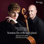 Bruno Philippe, Jerome Ducros: Rachmaninov, Myaskovsky - Sonatas for Cello and Piano (24/96 FLAC)