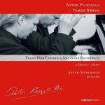 Piano Duo Eduard & Johannes Kutrowatz: Astor Piazzolla - Tango Nuevo (24/88 FLAC)