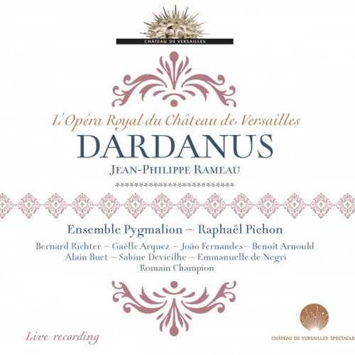 Pichon: Rameau - Dardanus (24/44 FLAC)