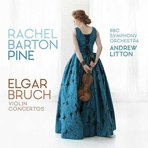 Pine, Litton: Elgar, Bruch - Violin Concertos (24/48 FLAC)