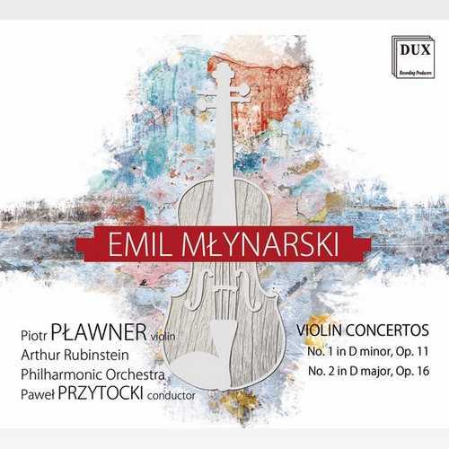 Pławner: Młynarski - Violin Concertos no.1, 2 (24/96 FLAC)