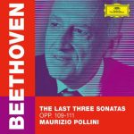 Maurizio Pollini: Beethoven - The Last Three Sonatas op.109-111 (24/96 FLAC)