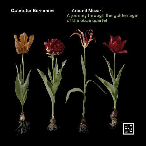 Quartetto Bernardini: Around Mozart - A Journey Through the Golden Age of the Oboe Quartet (24/96 FLAC)