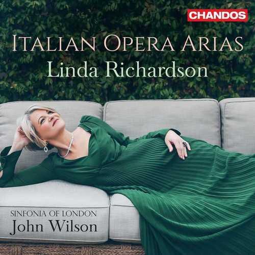 Linda Richardson - Italian Opera Arias (24/96 FLAC)
