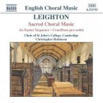 Robinson: Leighton - Sacred Choral Music (24/44 FLAC)