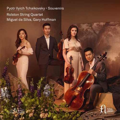 Rolston String Quartet: Tchaikovsky - Souvenirs (24/48 FLAC)