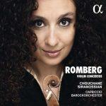 Andreas Romberg - Violin Concertos (24/88 FLAC)
