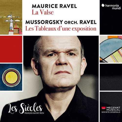 Roth: Ravel - La Valse, Mussorgsky - Tableaux d'une Exposition (24/44 FLAC)