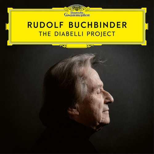 Rudolf Buchbinder - The Diabelli Project (24/96 FLAC)