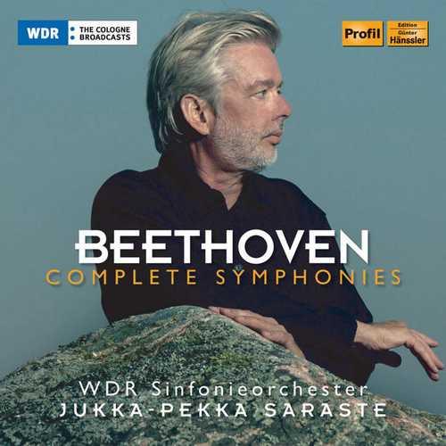 Saraste: Beethoven - Complete Symphonies (24/44 FLAC)