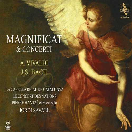 Savall: Vivaldi, Bach - Magnificat & Concerti (24/88 FLAC)
