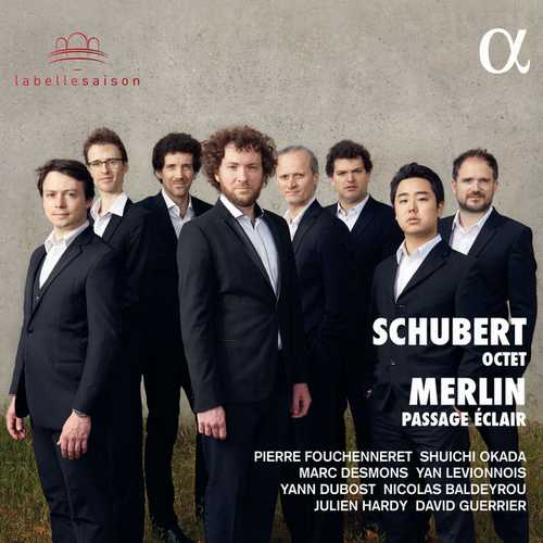 Schubert - Octet, Merlin - Passage éclair (24/176 FLAC)