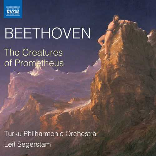 Segerstam: Beethoven - The Creatures of Prometheus (24/96 FLAC)