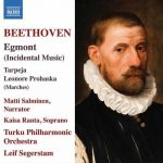 Segerstam: Beethoven - Egmont Incidental Music, Tarpeja, Leonore Prohaska Marches (24/96 FLAC)