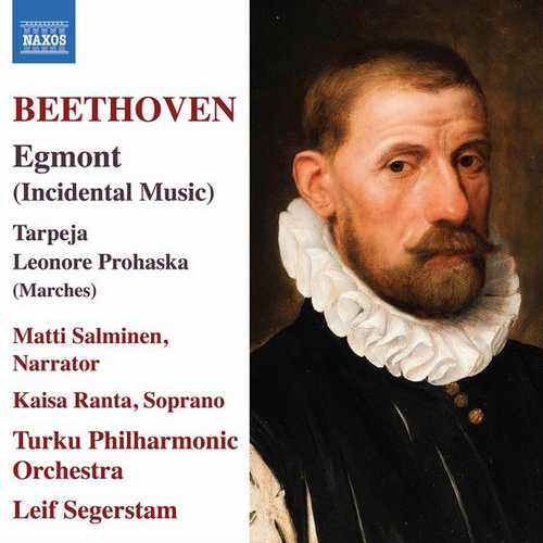 Segerstam: Beethoven - Egmont Incidental Music, Tarpeja, Leonore Prohaska Marches (24/96 FLAC)