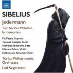 Segerstam: Sibelius - Jedermann, Two Serious Melodies, In Memoriam (24/96 FLAC)