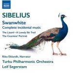 Segerstam: Sibelius - Swanwhite. Complete incidental Music (24/96 FLAC)