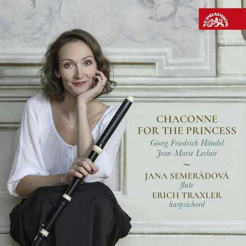 Semeradova, Traxler: Handel, Leclair - Chaconne For The Princess (24/96 FLAC)
