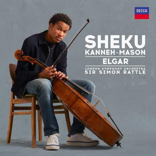 Sheku Kanneh-Mason: Elgar - Cello Concerto (24/96 FLAC)