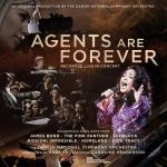 The Danish National Symphony Orchestra: Agents are Forever (Blu Ray 24/48 FLAC)
