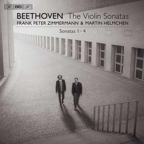 Zimmermann, Helmchen: Beethoven - Violin Sonatas 1-4 (24/96 FLAC)
