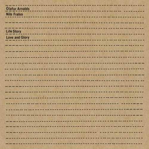Ólafur Arnalds, Nils Frahm - Life Story Love And Glory (24/96 FLAC)
