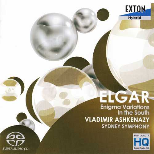 Ashkenazy: Elgar - Enigma Variations, In the South (SACD)