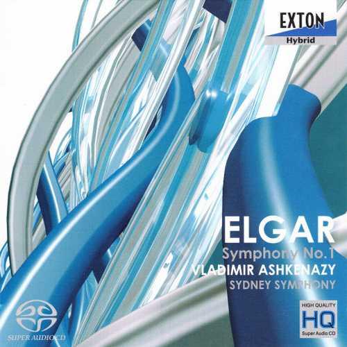 Ashkenazy: Elgar - Symphony no.1 (SACD)