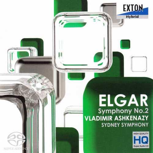 Ashkenazy: Elgar - Symphony no.2 (SACD)