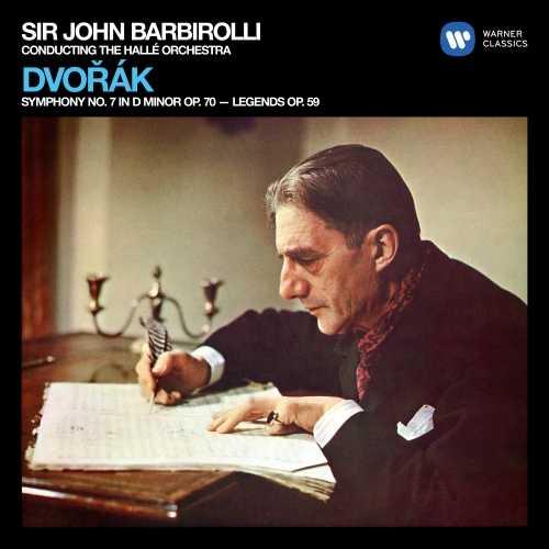 Barbirolli: Dvořák - Symphony no.7, Legends op.59 (24/96 FLAC)