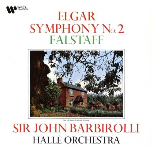 Barbirolli: Elgar - Symphony no.2, Falstaff (24/192 FLAC)